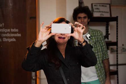 Três objetos criadores de imagens.  Three image making objects.  Photo: Ribas - foto e vídeo
