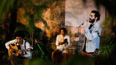 Show de Rodrigo Torrero e Banda
