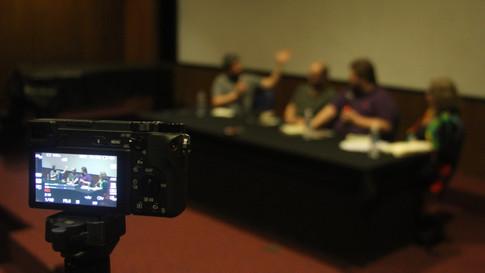 Trajetória da crítica de cinema no Brasil (ABRACCINE), com Eduardo Valente, Lucas, Salgado, Susana Child e Ruy Gardnier