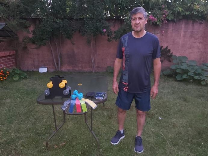 """Ganador concurso """"Actívate y Gana"""" - Cesar Hernandez"""