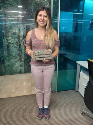 Ganadora Feria de Autocuidado 2019 - Valeria Barahona, Casa Matriz