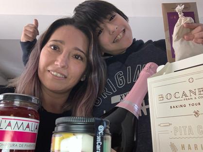 Bárbara Gómez - Ganadora concurso día de