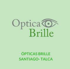 Ópticas Brille Talca y Santiago