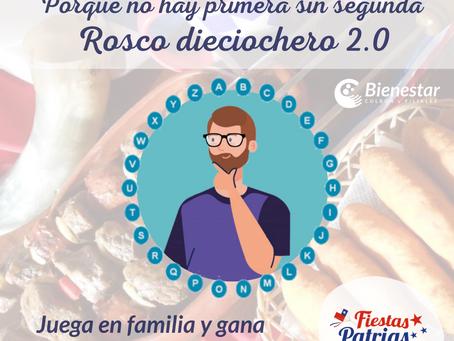 Rosco Dieciochero 2.0