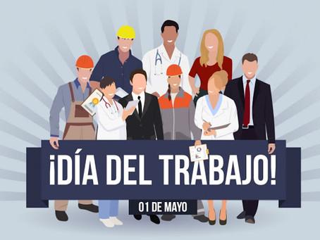 Conmemoración día del trabajador y trabajadora