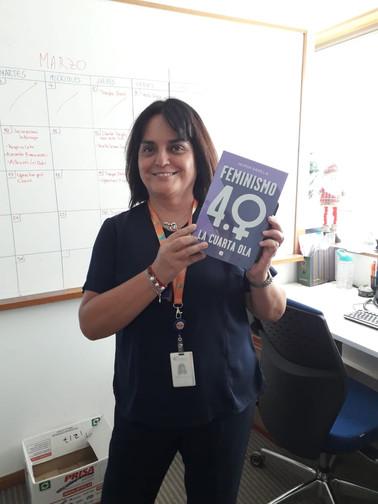 Ganadora sorteo Día de la mujer - Ana María Herrera, Casa Matriz