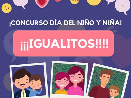 """Concurso """"Igualitos"""""""