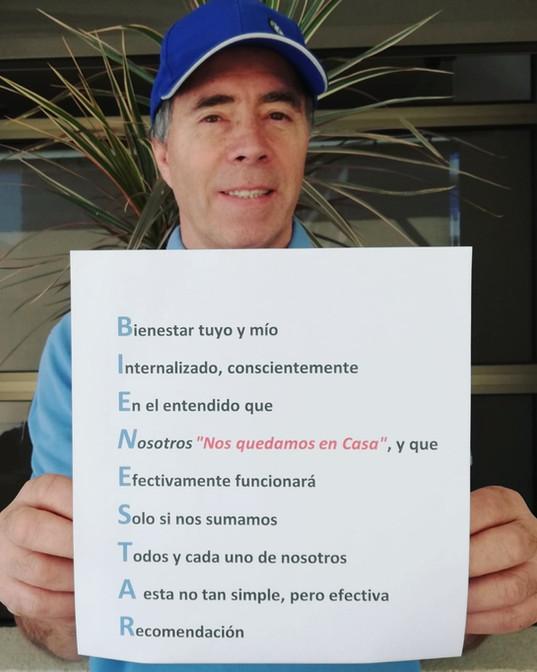 #yomequedoencasa