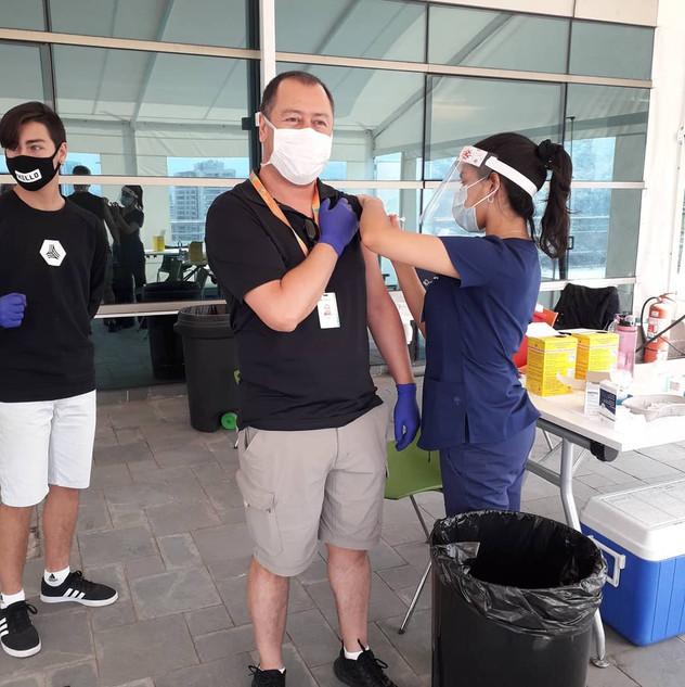 Operativo de vacunación contra la Influenza2020