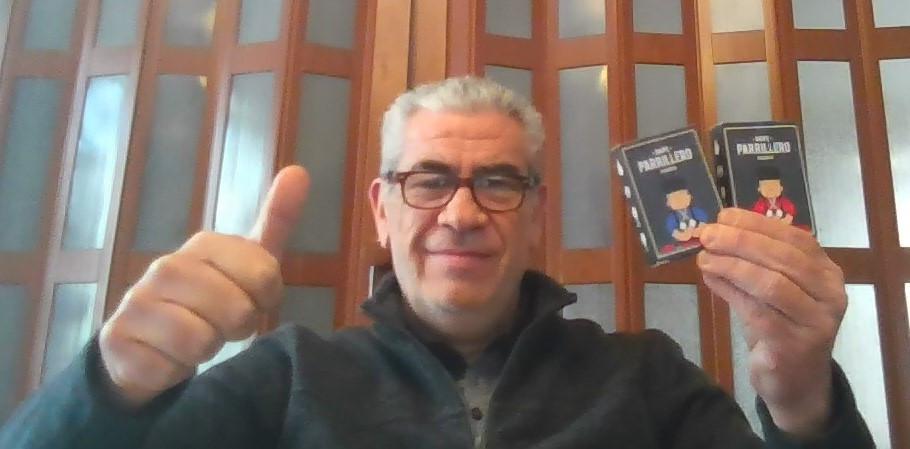 Ganador Rosco Dieciochero 2020 - Andrés