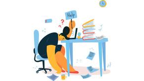 ¡Conoce y previene el Desgaste Profesional Burnout!
