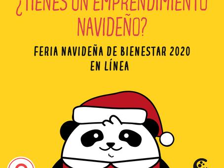 Feria Navideña 2020 en línea