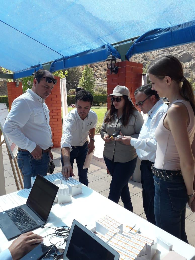 Inscripción Preventivo Cáncer de piel en Los Quilos