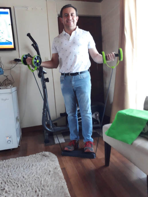 """Ganador concurso """"Actívate y Gana"""" - Rodrigo Carvajal"""