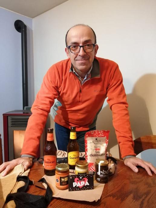 Ganador concurso Día del Padre - Álvaro Valencia, Central Angostura