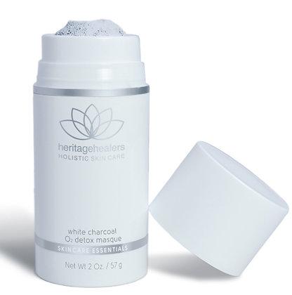 White Charcoal O2 Detox Masque