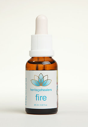 Fire Wildflower Essence - Inspire
