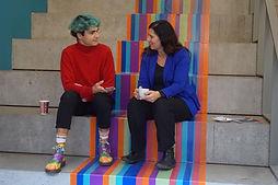Interview unserer Schülerzeitung Newsreport