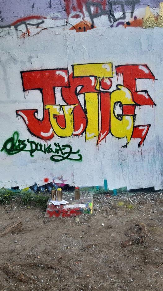 Graffiti von Chris Duckwitz, IBA 20.01