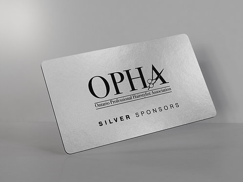 Corporate Sponsorship - Silver