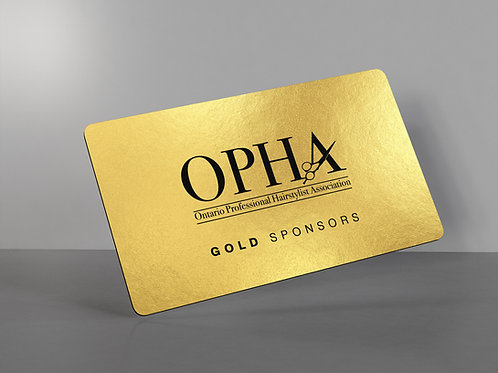Corporate Sponsorship - Gold
