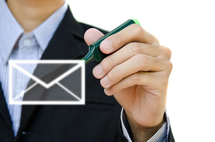 business email symbol