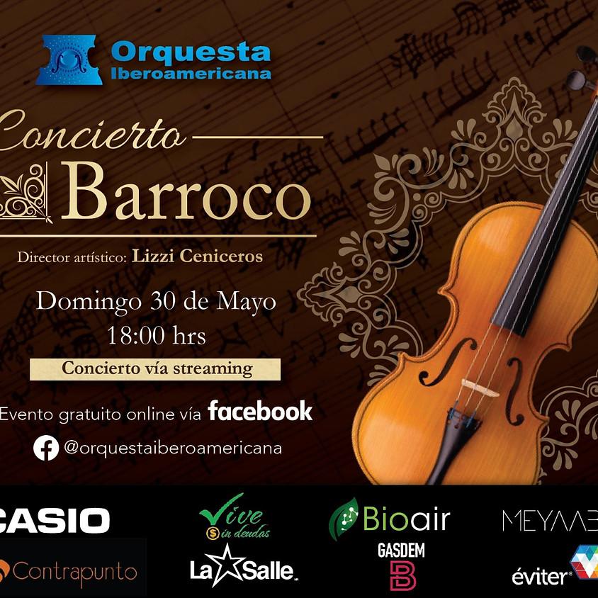 Concierto de Temporada Orquesta Iberoamericana