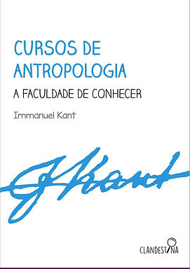 Cursos de Antropologia - A faculdade de conhecer