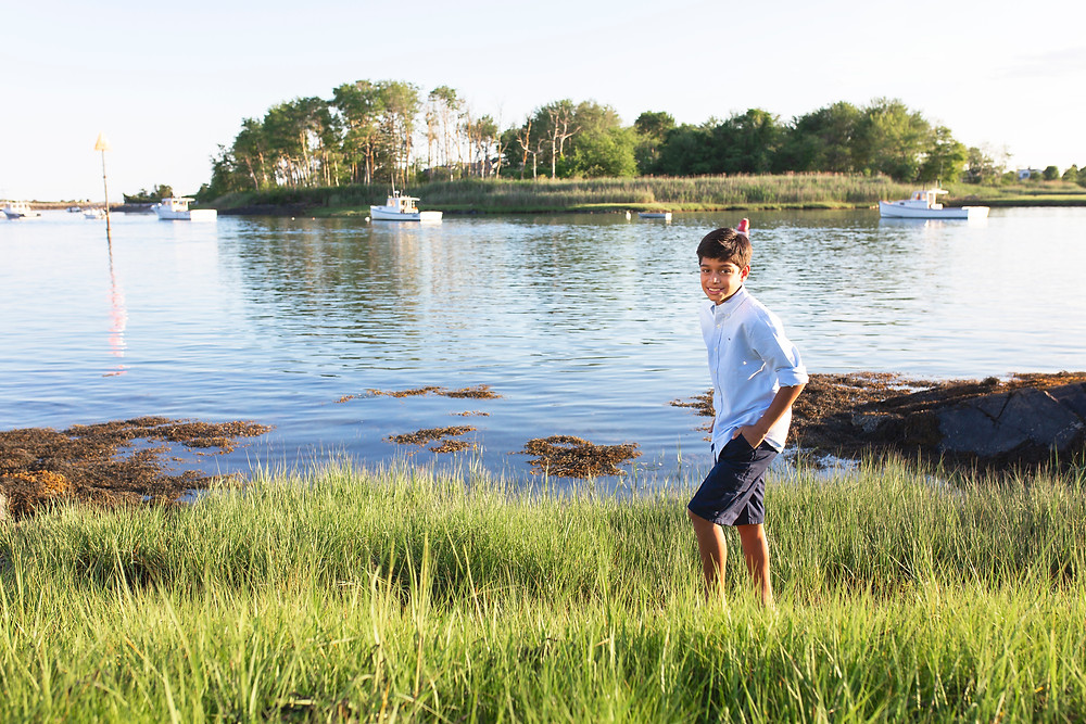 Kennebunkport Maine Family Photos