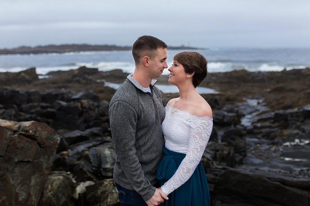 Southern Maine Elopement Photographer