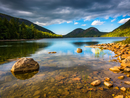 How to Get to Married In Acadia National Park