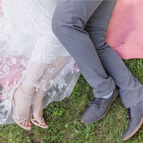 Style Guide: Camp Weddings in Maine: Spring at Agassiz Village Summer Camp