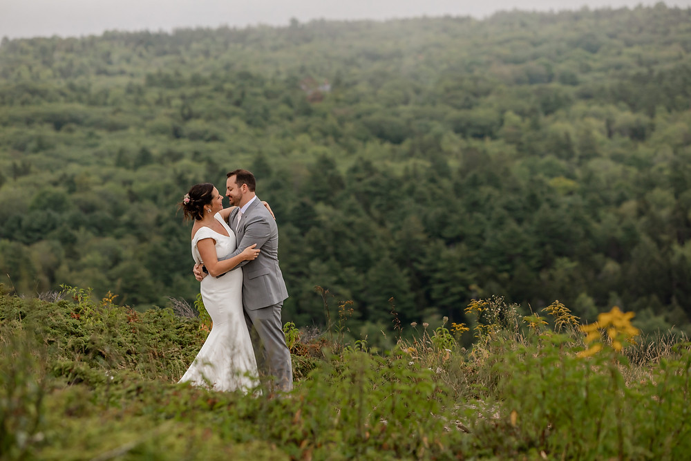 Maine Intimate Wedding Photographer