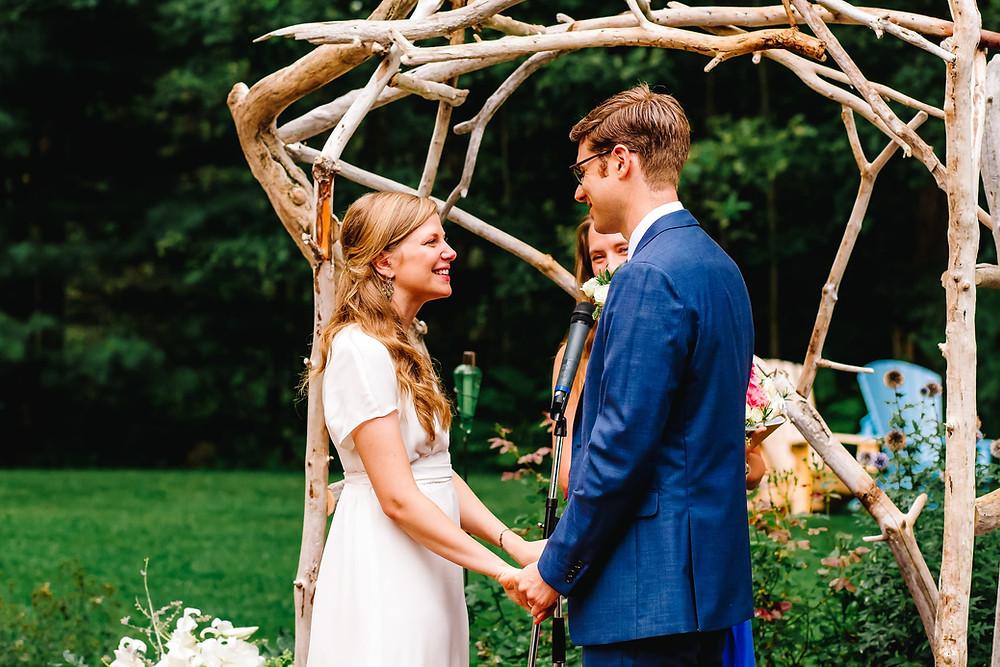 Maine Micro-Wedding