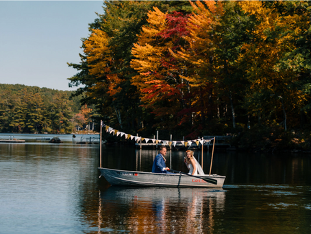 LINDSAY AND JARROD's Lakeside, Backyard Wedding!