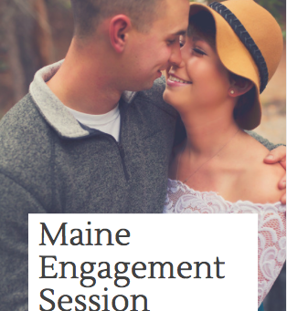 Fall Engagement Biddeford Maine