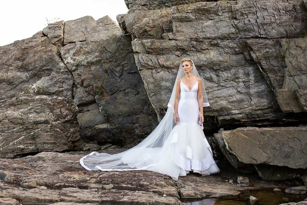 Elegant Maine Wedding Photographer
