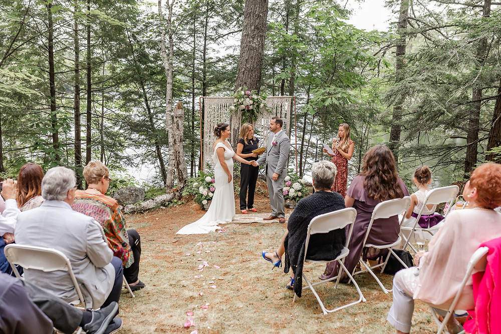 Camden Maine Wedding Photographer