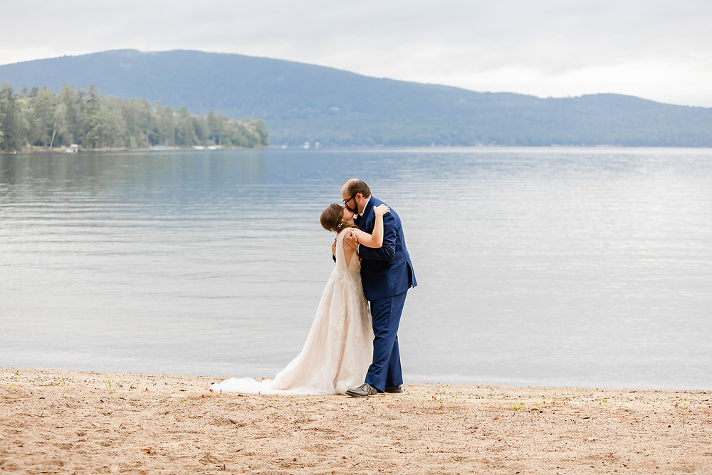 Newfound Lake Wedding Photographer