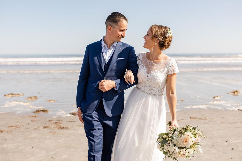 Maine Beach Wedding Photographer
