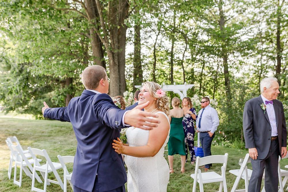 Falmouth Maine Wedding Photographer