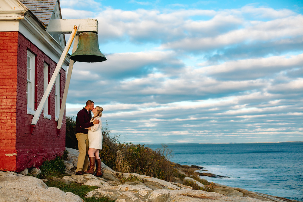 Bristol Maine Elopement