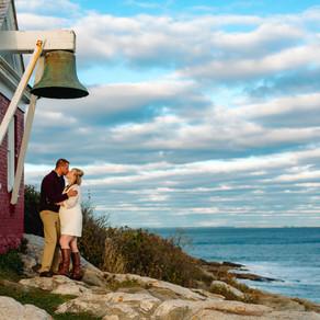 Pemaquid Point Elopement in Bristol, Maine