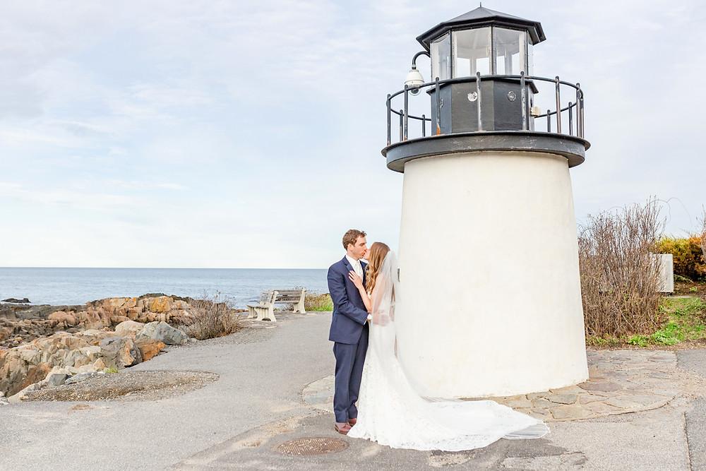 Marginal Way Wedding Photographer