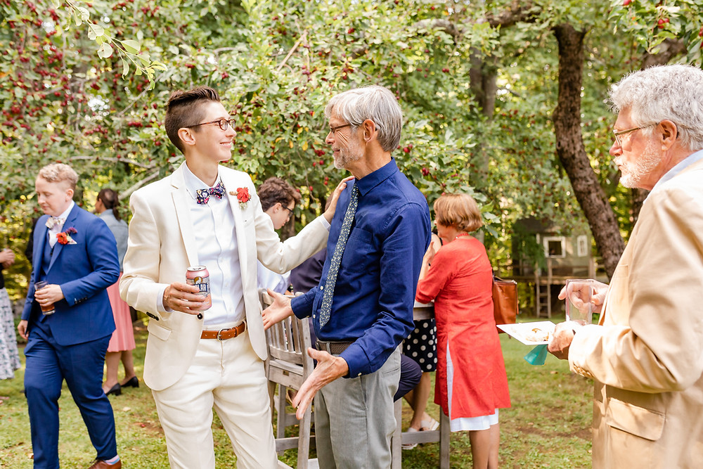 Maine Gay Wedding Photographer