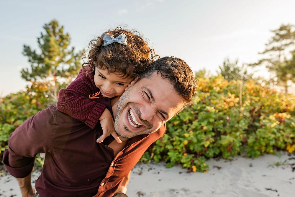Wells Beach Family Photographer