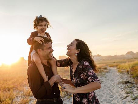 Wells Beach Maine Family Photographer