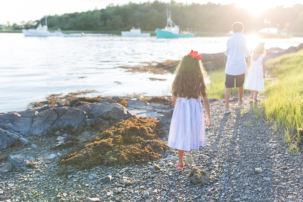 Kennbunkport Maine Family Photographer