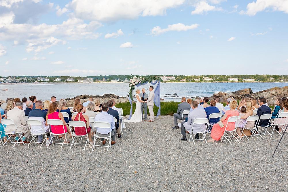 Oaks Neck Maine Wedding