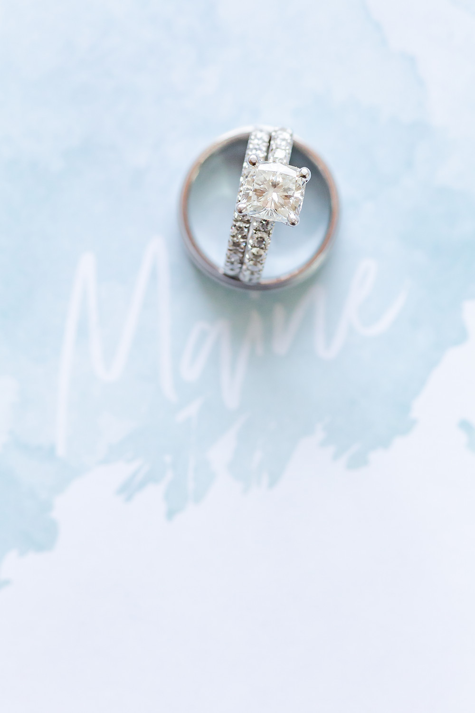 Wedding Rings in Oguquit Maine